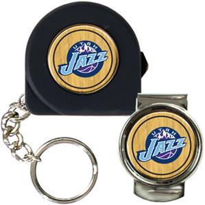 NBA Utah Jazz 6' Tape Measure/Money Clip Set