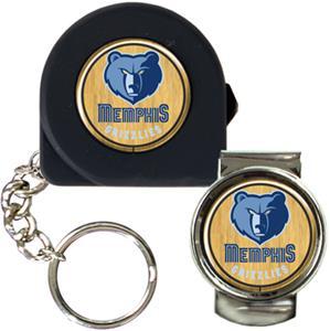 NBA Memphis Grizzlies Tape Measure/Money Clip Set