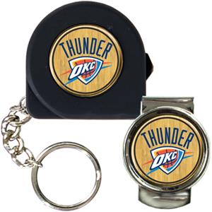 NBA Oklahoma City Thunder Tape Measure/Money Clip