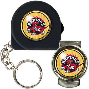 NBA Toronto Raptors 6' Tape Measure/Money Clip Set