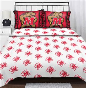 Northwest NCAA Maryland Terrapins Full Sheet Sets