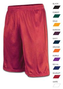 Champro Polyester Tricot Mesh Athletic Shorts