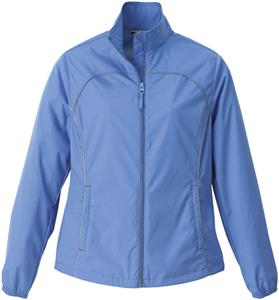 North End Ladies Recycled Polyester Jacket