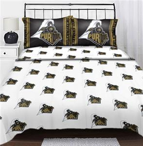 Northwest NCAA Purdue Boilermakers Full Sheet Sets