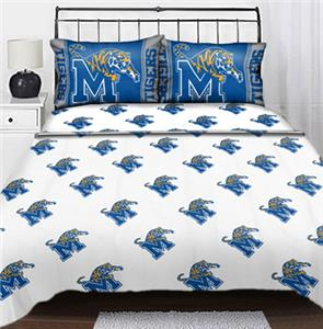 Northwest NCAA Memphis Tigers Full Sheet Sets