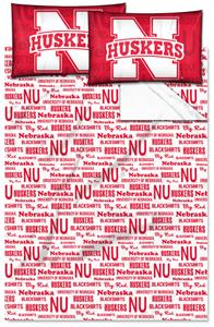 Northwest NCAA Nebraska Huskers Full Sheet Sets