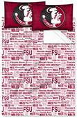 Northwest NCAA Florida Seminoles Full Sheet Sets