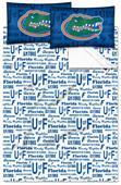 Northwest NCAA Florida Gators Full Sheet Sets