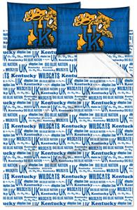 Northwest NCAA Kentucky Wildcats Full Sheet Sets