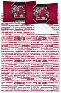 Northwest NCAA South Carolina Full Sheet Sets