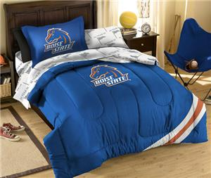 Northwest NCAA Boise State Twin Bed in Bag