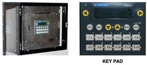 Gared Extended Electronic Control System/Keypad