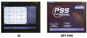 Gared Adv. Electronic Control System/Touch Screen
