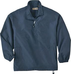 North End Mens MICRO Plus Half Zip Windshirt