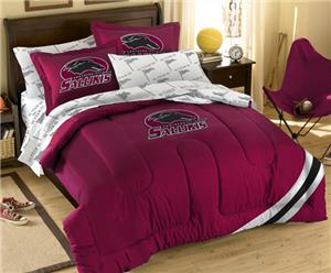 Northwest NCAA Southern Illinois Full Bed in Bag