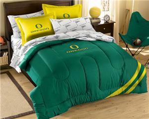 Northwest NCAA Oregon Ducks Full Bed in Bag