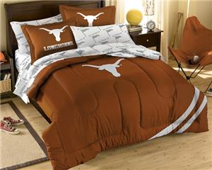 Northwest NCAA Texas Longhorns Comforter Sets