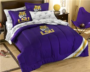 Northwest NCAA LSU Tigers Comforter Sets