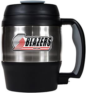 NBA Portland Trailblazers 52oz Macho Travel Mug