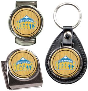 NBA Denver Nuggets Keychain/Money Clip/Magnet Clip