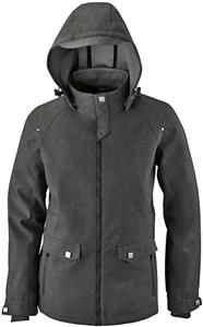North End Sport Uptown Ladies 3-Layer Jacket
