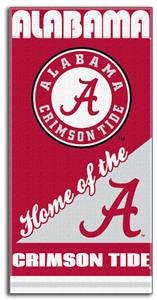 Northwest NCAA Alabama Crimson Tide Beach Towels