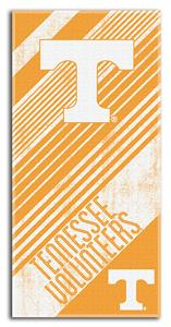 Northwest NCAA Tennessee Diagonal Beach Towel