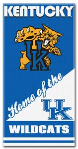 Northwest NCAA Kentucky Wildcats Beach Towels