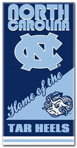 Northwest NCAA UNC Tar Heels Beach Towels