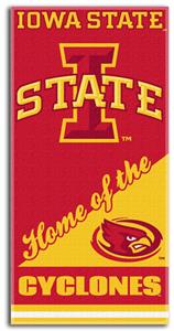Northwest NCAA Iowa State Cyclones Beach Towels