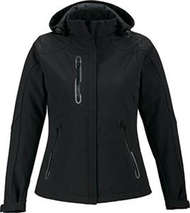 North End Sport Axis Ladies Soft Shell Jacket