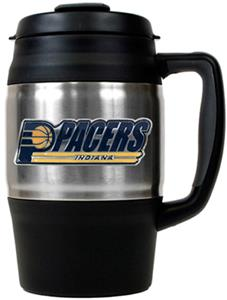 NBA Indiana Pacers 34oz Thermal Travel Mug