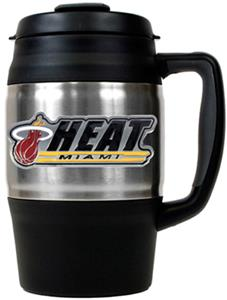 NBA Miami Heat 34oz Thermal Travel Mug