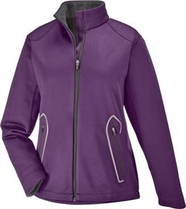 North End Sport Splice Ladies Soft Shell Jacket