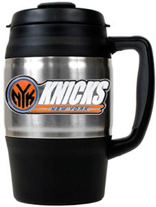 NBA New York Knicks 34oz Thermal Travel Mug