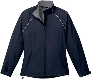 North End Ladies Lightweight Soft Shell Jacket