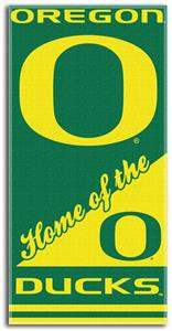 Northwest NCAA Oregon Ducks Beach Towels