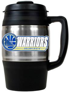 NBA Golden State Warriors 34oz Thermal Travel Mug