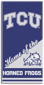 Northwest NCAA TCU Horned Frogs Beach Towels