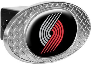 NBA Portland Trailblazers Trailer Hitch Cover