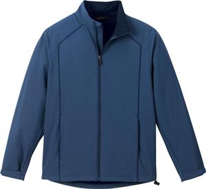 North End Mens 3 Layer Bonded Soft Shell Jacket