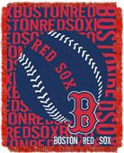 Northwest MLB Boston Red Sox Jacquard Throws
