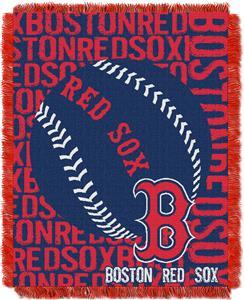 Northwest MLB Boston Red Sox Jacquard Throws
