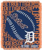 Northwest MLB Detroit Tigers Jacquard Throws
