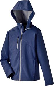 North End Prospect Youth Soft Shell Jacket w/Hood