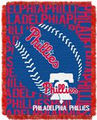 Northwest MLB Philadelphia Phillies Jacquard Throw