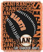 Northwest MLB San Francisco Giants Jacquard Throws