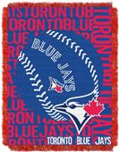 Northwest MLB Toronto Blue Jays Jacquard Throws