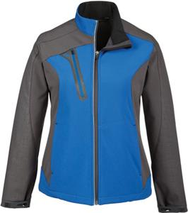 North End Ladies Terrain Soft Shell Jacket