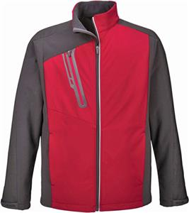 North End Mens Terrain Soft Shell Jacket